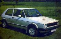 Фольксваген Гольф 1974 года