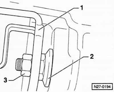 Как снять стартер на поло седан