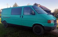 Транспортер Т4, фургон 1993 года